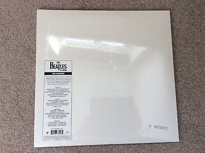 The Beatles White Album Double Vinyl LP Mono 2014 Release 180gram (Sealed)