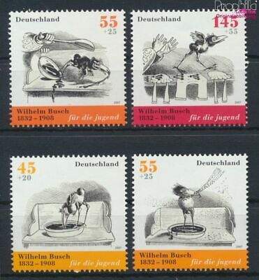 Germany 2606-2609 (complete issue) unmounted mint / never hin (9336014