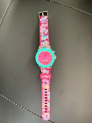 Girls Smiggle Light Up Watch