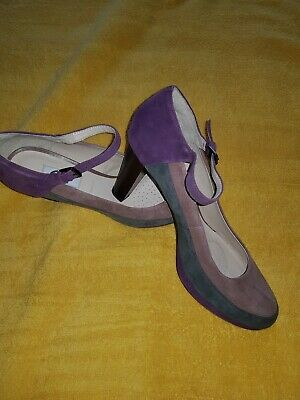 Clarks Ladies Wide Fit Shoes Size 8 NEW