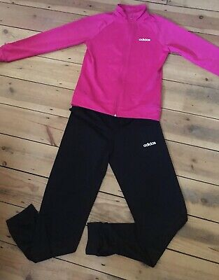 Adidas Girls Tracksuit 12/13 Years BRAND NEW