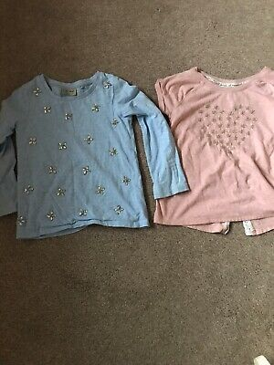 Next Girls Age 5 Top And T Shirt