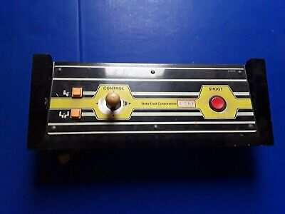 RARE!! Data East DECO Cassette System Cocktail Table Control Panel