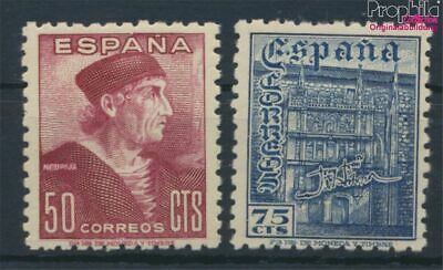 Spain 938-939 (complete issue) unmounted mint / never hinged 1946 Day  (9360056