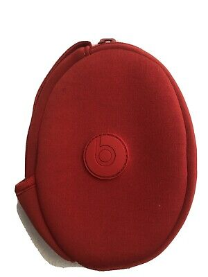Beats Headphone Case Cover Only Red