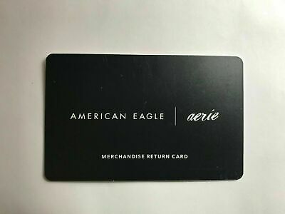 $77.95 American Eagle Outfitters Aerie Gift Card