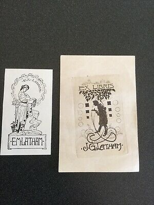 John Shirlow Bookplates - 1922