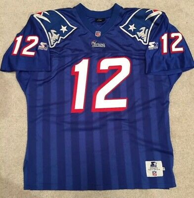 Tom Brady New England Patriots Rookie Official Authentic Jersey