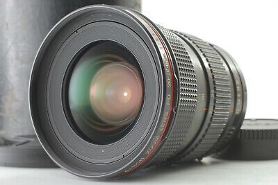 【Exc 5+ in Case】Canon FD L 20-35mm f/3.5 L Wide Angle Zoom Lens from Japan #0311