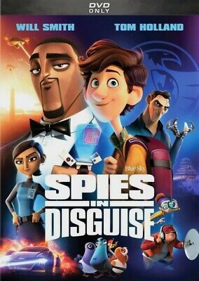 Spies in Disguise DVD - Brand New!