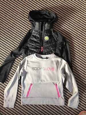 Sports Top & Jacket Girls Age 10-11