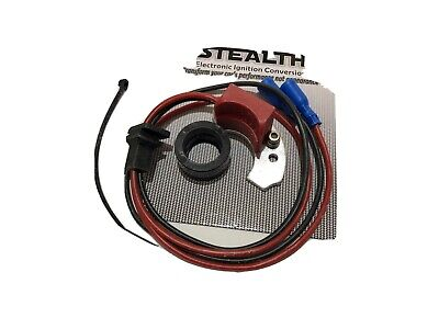 AccuspArk  Electronic Ignition Kit JFU4 L Bosch Dist Lh Points