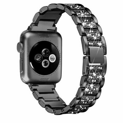 Stainless Steel Band Strap iWatch Bracelet For Apple Watch Series 4 3 2 38/42mm