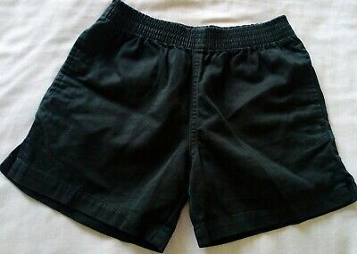 Black Geogre School Pe Shorts Age 4/5Yrs