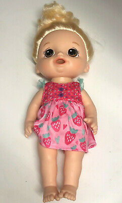 Baby Alive Magical Mixer Baby Doll - Blonde - **Doll ONLY** - New Unused Item
