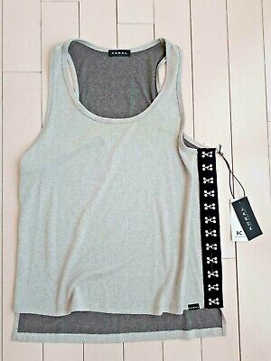 Large Koral Womens Submerge Racerback Tank Triology Small