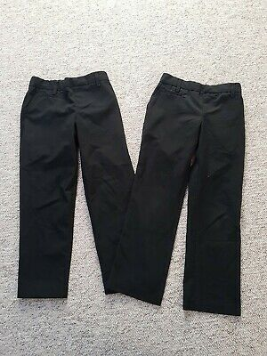 Boys School Trousers From Marks And Spencer.skinny Fit.age 5-6 Year's