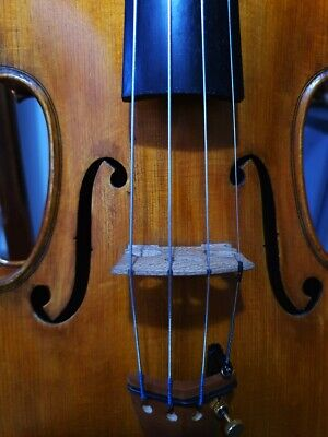 Very Old Probably Italian Labeled 44 Violin