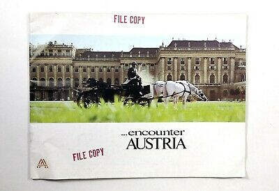 Encounter Austria Jewelbox Country Tourist Guide Vienna Salzburg Tyrol Travel