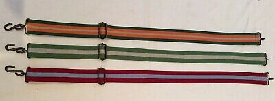 Mini Boden Boys Elasticated Snake Belts One Size 3 Pack