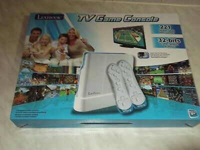 Lexibook / Tv Game Console / Free Item /