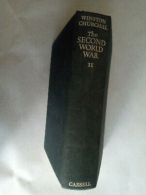 The Second World War: Vol II Their Finest Hour, Winston S. Churchill 1st edition
