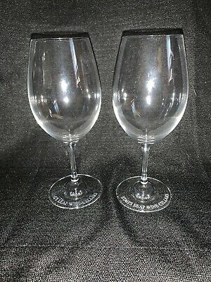Stags Leap Wine Cellars Crystal Wine Glasses (2), Joseph Riedel
