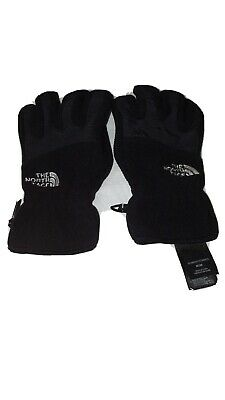 The North Face  Womens Denali Etip Winter Gloves Black Size Medium