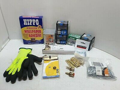 12 x Mixed DIY Items Ideal for Carboot Resale Mixed Brands Mixed Lots Joblot
