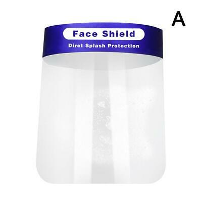 Safety Face Shield With Clear Flip-up Shop Garden Industry Home Work U2M6