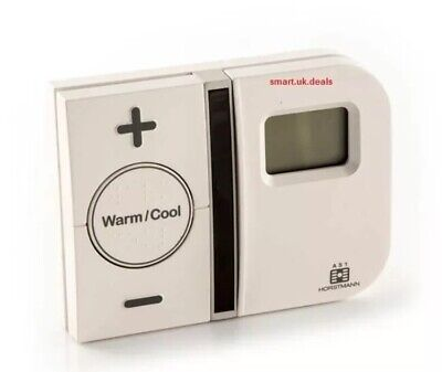 Horstmann ThermoPlus AS1 Room Thermostat Programmable Tool DIY Cooling