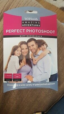 Wh Smith Photo shoot Voucher unwanted gift