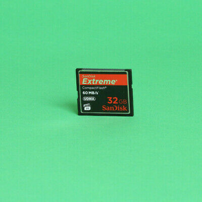 SanDisk Extreme 32GB 60MB/s Compact Flash Card