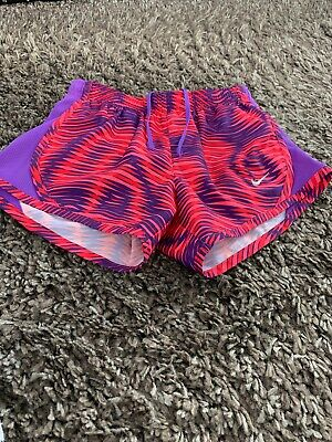 Girls Nike Dri Fit Shorts, Size Small