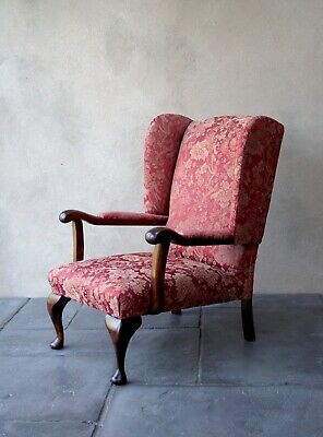 Antique Victorian Armchair Fireside Chair  - Delivery Available