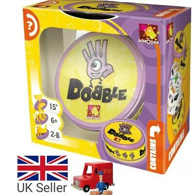Dobble Card Game By Asmodee-The Award-Winning Family Game,Spot It,Kids Party 🥳