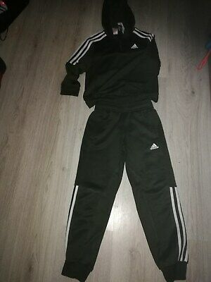 Boys/Girls Adidas Age/Size 6-7 Years Full Tracksuit Top & Bottoms 99P Bargain