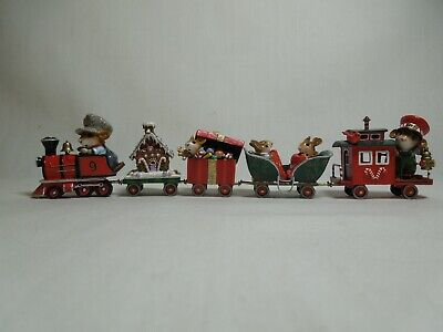 Wee Forest Folk Wonderland Express Train (5 Cars)
