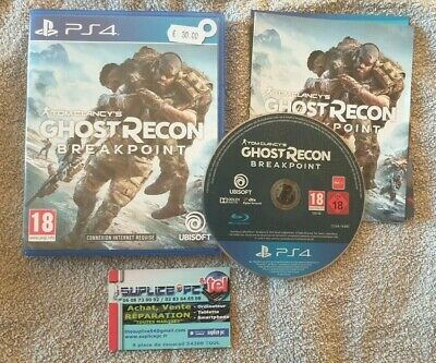 Tom Clancy's Ghost Recon Breakpoint - Ps4 - Jeu Fr