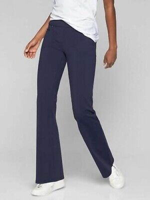 ATHLETA Bettona Classic Pant XXS Navy Lightweight Yoga Pants