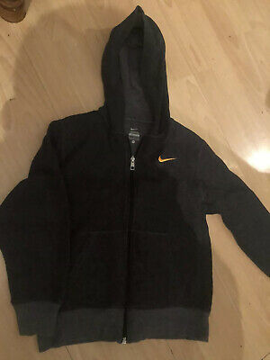 Grey Nike Hoodie Authentic Age 10-12