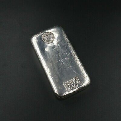 The Perth Mint 1KG Silver Bullion Bar with free post, tracked and insured.