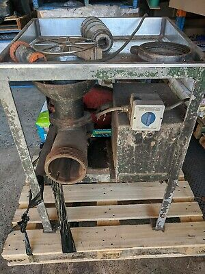 Commercial meat mincer 3phase