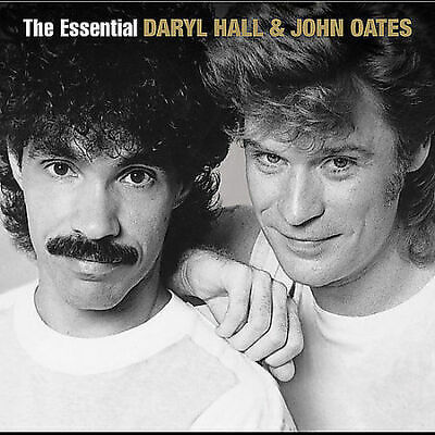 """Daryl Hall & John Oates """"THE ESSENTIAL"""" 2CD's NEW & SEALED Best Of Greatest Hits"""