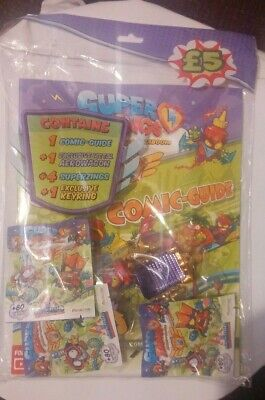 Superzings Rivals Of Kaboom - Series 5 - Comic Guide