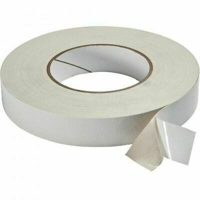 Clear Double Sided Tape Adhesive Sticky Two Sided Strong 25mm x 35M