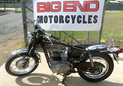 1970 Bsa A65L Lightning. Parts Or Project
