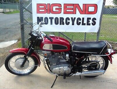 1969 Bsa Rocket Iii. Excellent Condition. Finish Restoration.