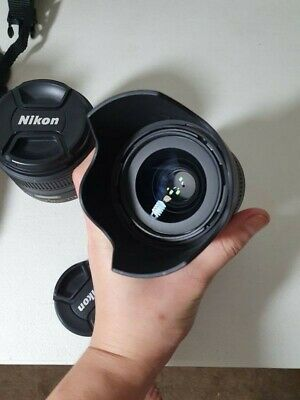 Nikon NIKKOR AF-S 35mm FX f/1.8 SWM AS RF SIC ED Lens just used 10 times