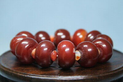 Collectable Handwork Gorgeous Agate Natural Grain Bead String Delicate Bracelet